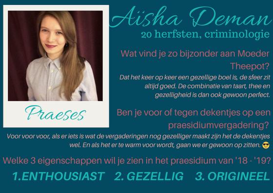 Aïsha Deman